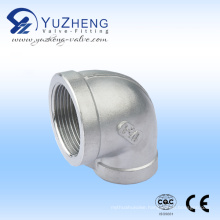 Stainless Steel BSPT Thread 90 Degree Elbow